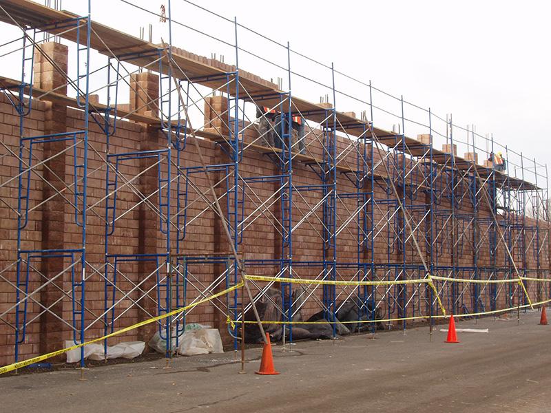 Sound Barrier Wall Design - Atkinson-Noland & Associates